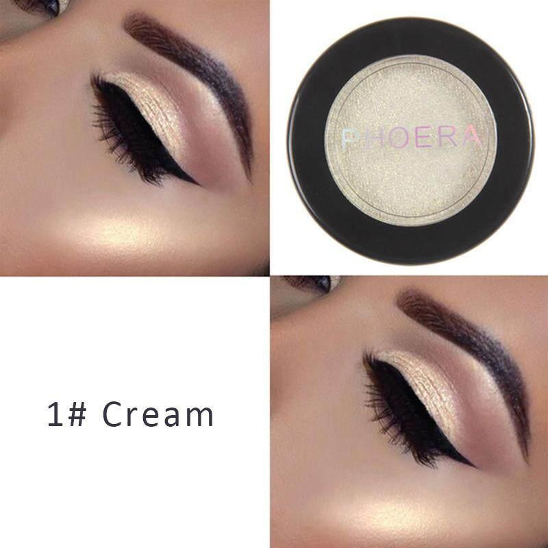Jayoyi Phoera 1 # Cream Glitter Logam Celak Mata Makeup Glitter Pemulas Mata Alami Pemulas Mata