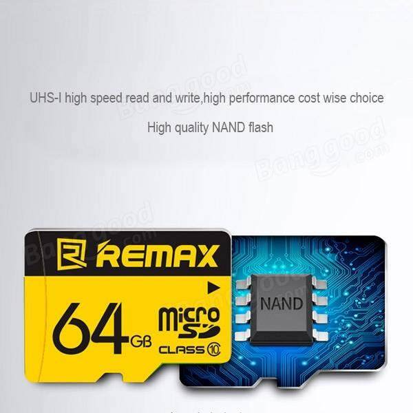 REMIX ORIGINAL MICRO SD 64GB, 32GB, 16GB, 8GB MEMORY CARD C-SERIES (1 YEAR WARRANTY)