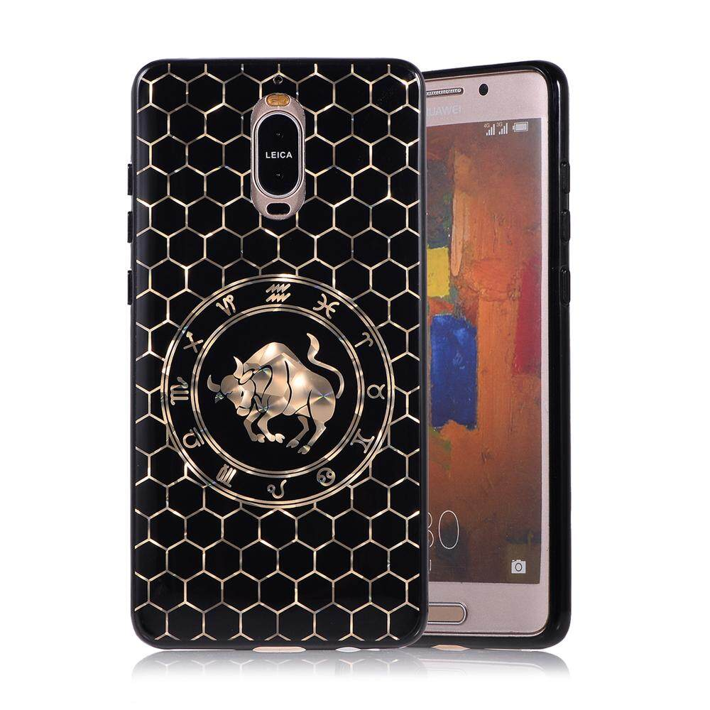 Phone Case for Huawei Mate 9 Pro Case Phone Back Case Dual Layer TPU + PC