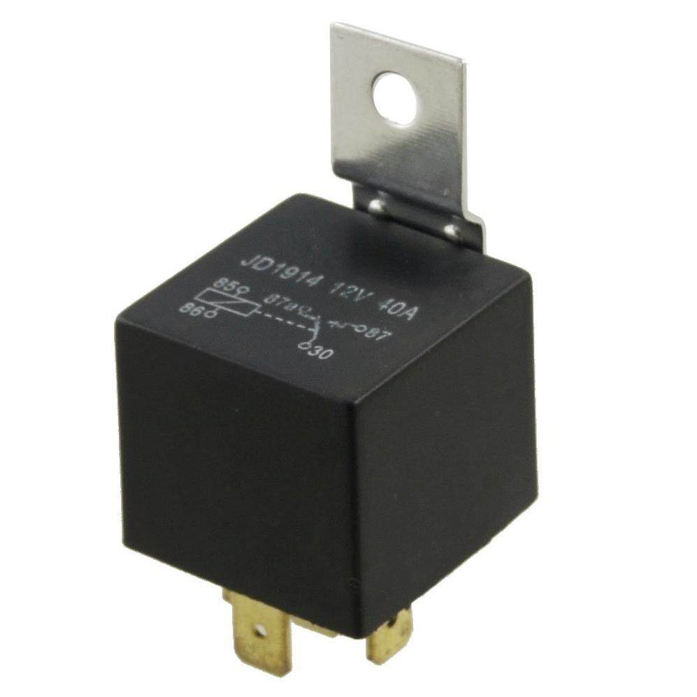 Buy Sell Cheapest Os 40a Relay Best Quality Product Deals 4 Terminal Pada Dc 12v 5 Pins Spdt Truck Auto Car Alarm Audio Jd1914 Black