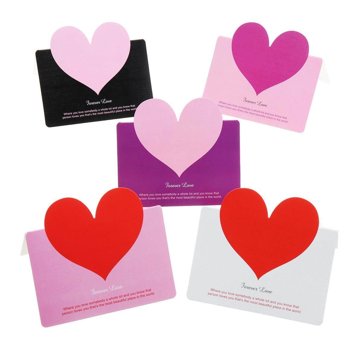 50 Pcs Hari Ibu Kartu Hadiah Kategori Cinta Khusus Digunakan Sebagai Tag Hadiah Kartu Ucapan-Intl