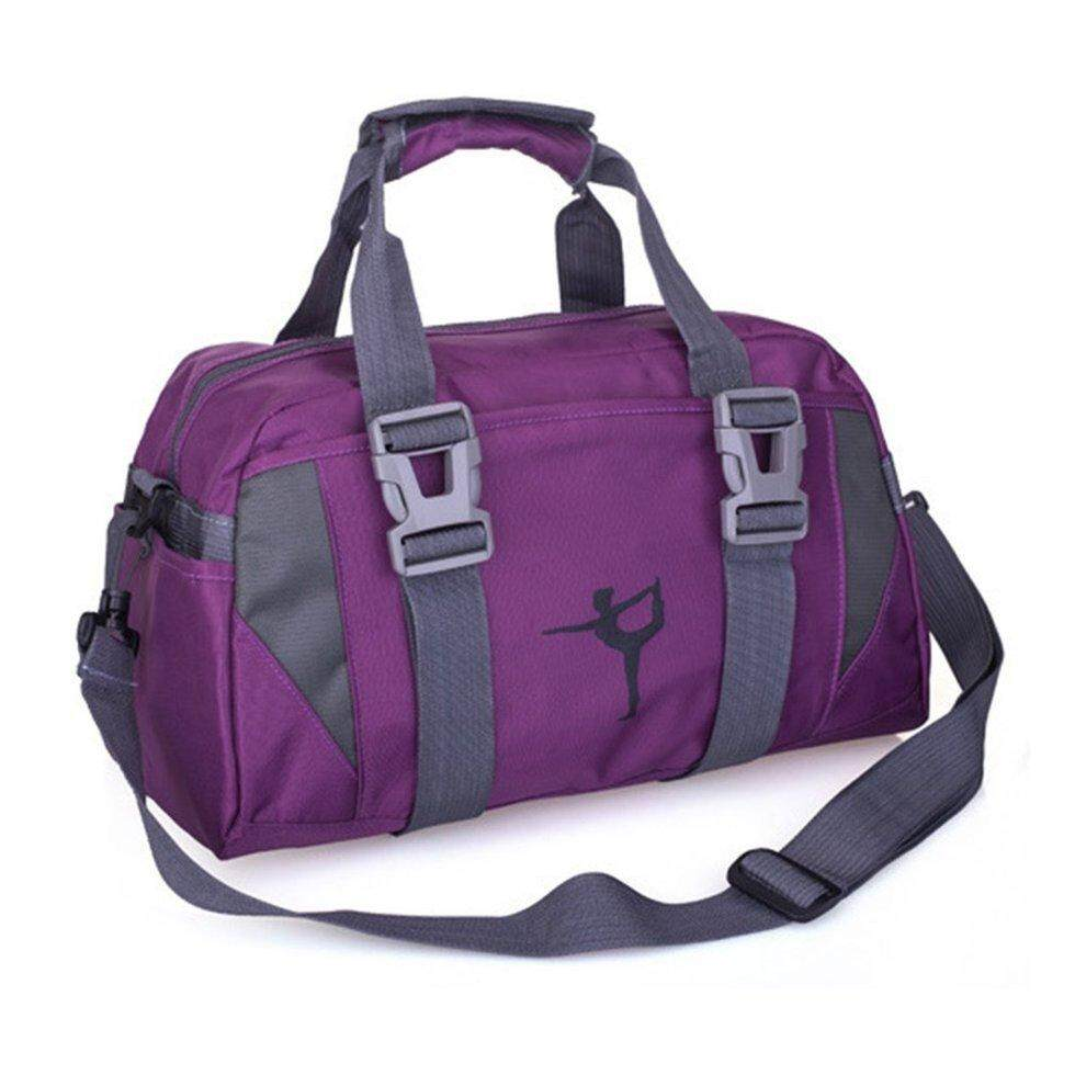 Sport Gym Bag Men Women Female Yoga Bag By Giftforyou.