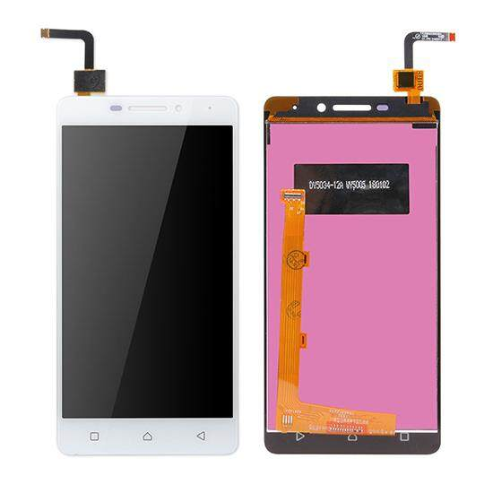 LCD Layar Pendigit untuk Lenovo Getaran P1M 5.0 Inches Layar LCD Lengkap Panel Layar Sentuh Digitizer Perbaikan Parts-Intl