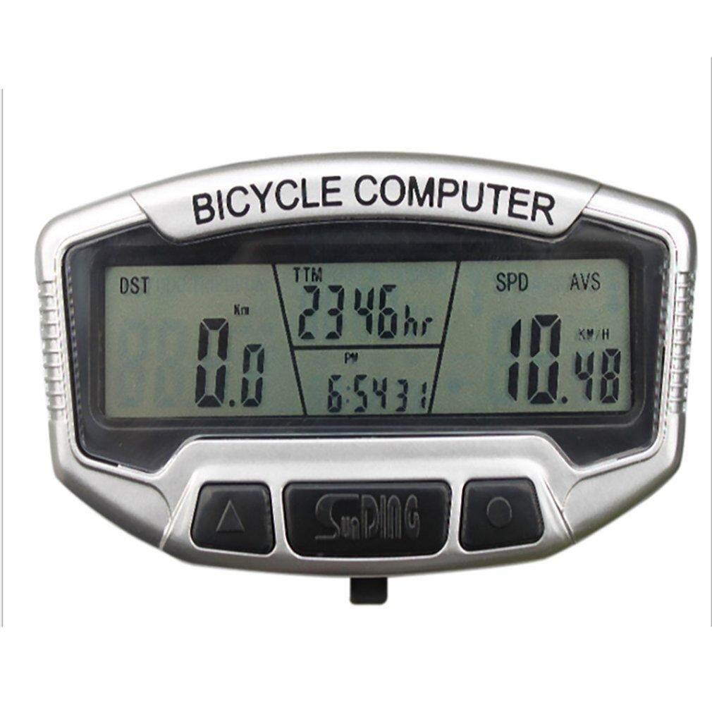 MakeAC Xe Đạp xanh dạ quang mã Bàn Xe Đạp Đồng hồ đo Năng Động màn hình hiển thị