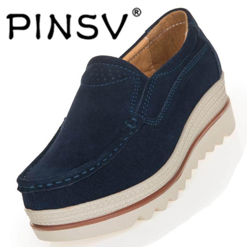 Pinsv Sepatu Panas Ukuran Besar Fashion Nyaman dan Sederhana Sepatu Goyang Bernapas dan Nyaman Tinggi Sepatu-Sandal-Sepatu Resistensi Rendah