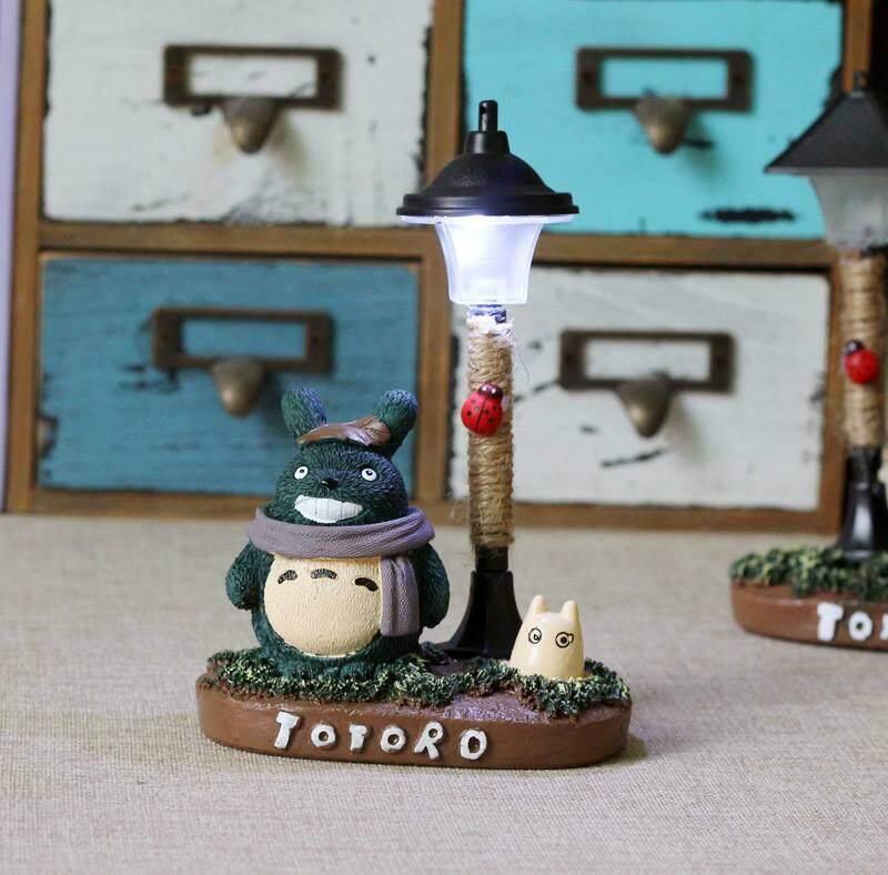 Totoro Night Lamp 2(Green)