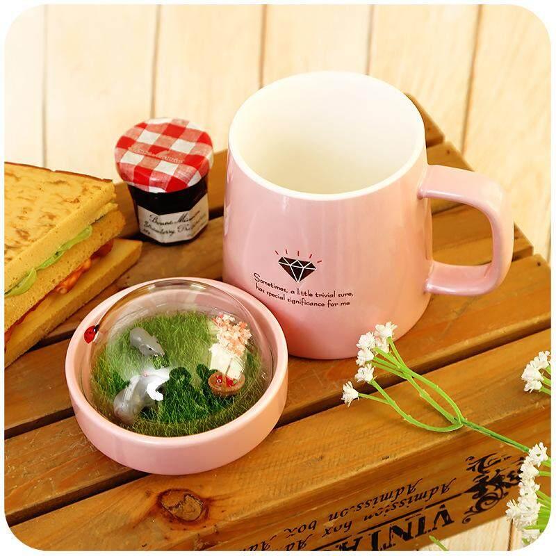 Little Garden Mug(Pink)