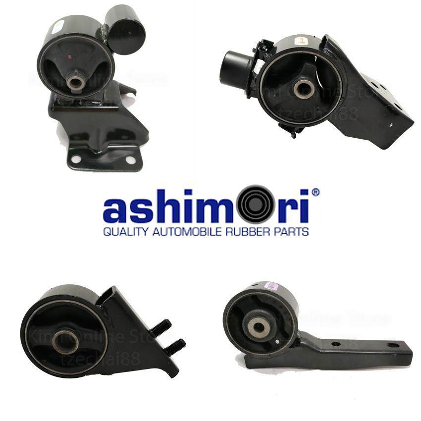 Ashimori Engine Mount Set Proton Saga BLM 1.3L (Manual) 08'-11'