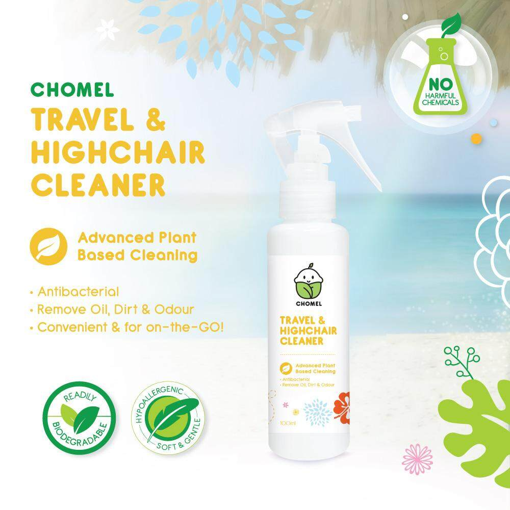 CHOMEL - Travel & Highchair Cleaner (100ml)