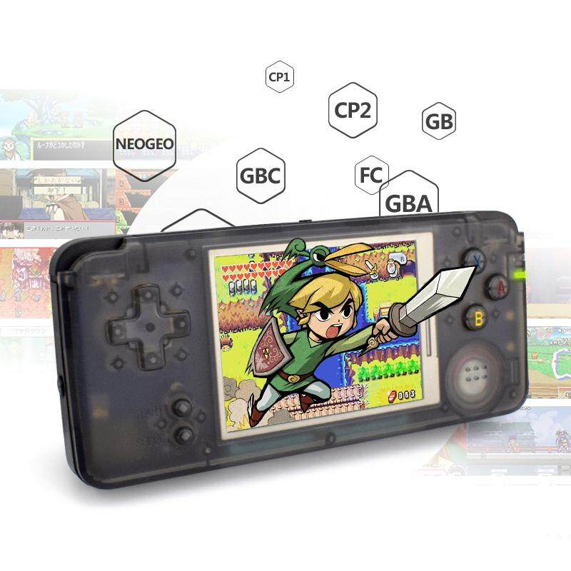 3.0 Inch Retro Handheld Game Console Built-In 818 Different Games By Magic Cube Express.