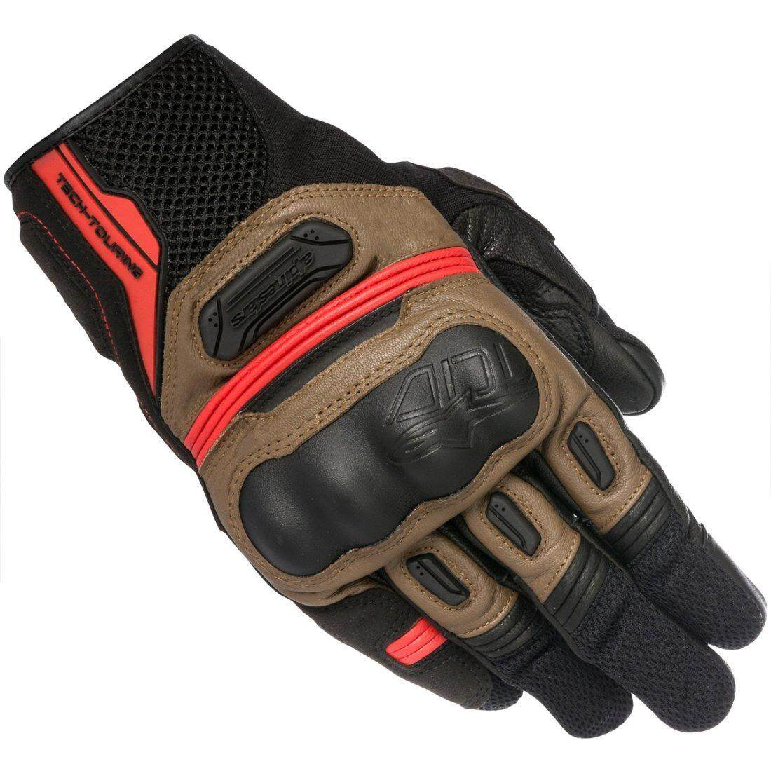 ALPINESTARS HIGHLANDS GLOVE (BROWN) - [ORIGINAL]