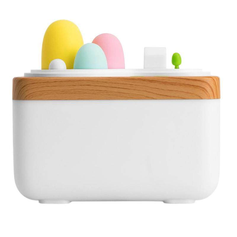〔questionno〕Essential Oil Aroma Diffuser Air Humidifier LED Night Light for Office Home Singapore