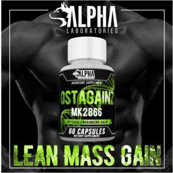 SARM OSTAGAINZ (MK-2886) Increased Lean Mass Increased Strength Joint & Ligament Healing Improved Endurance Improved Nutrient Partitioning & Protein Synthesis  Suitable for Males & Female