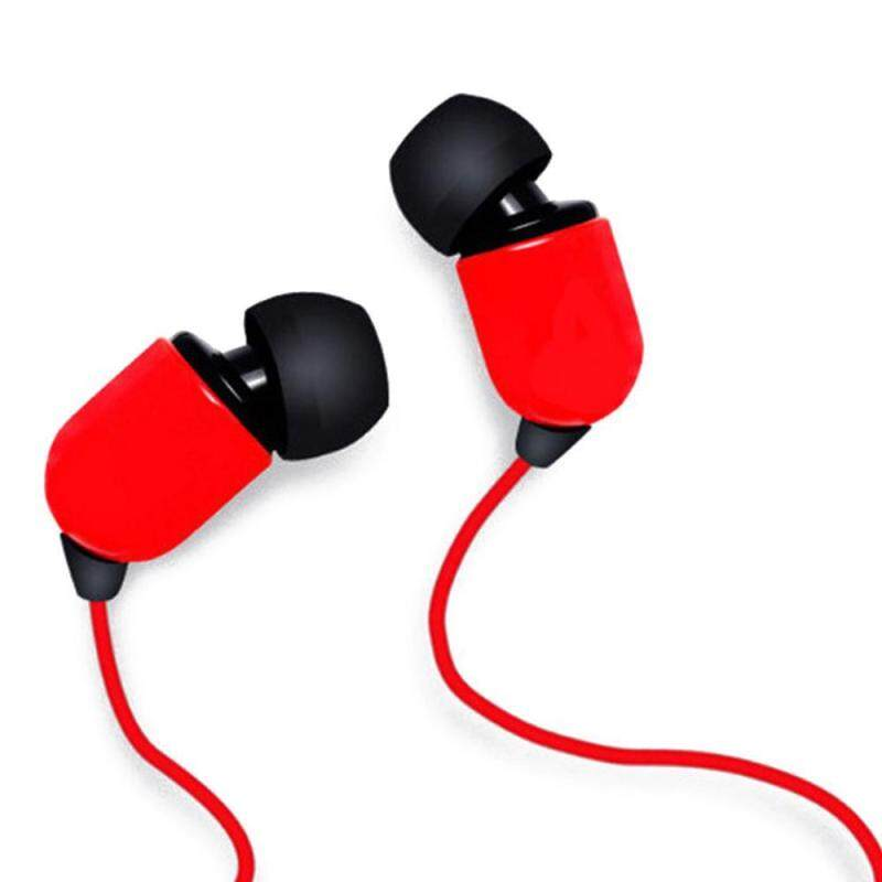 niceEshop 3.5mm Jack In-ear Wired Headset Super Bass Audio Earbuds With Microphone For MP3 Mobile Phone Singapore