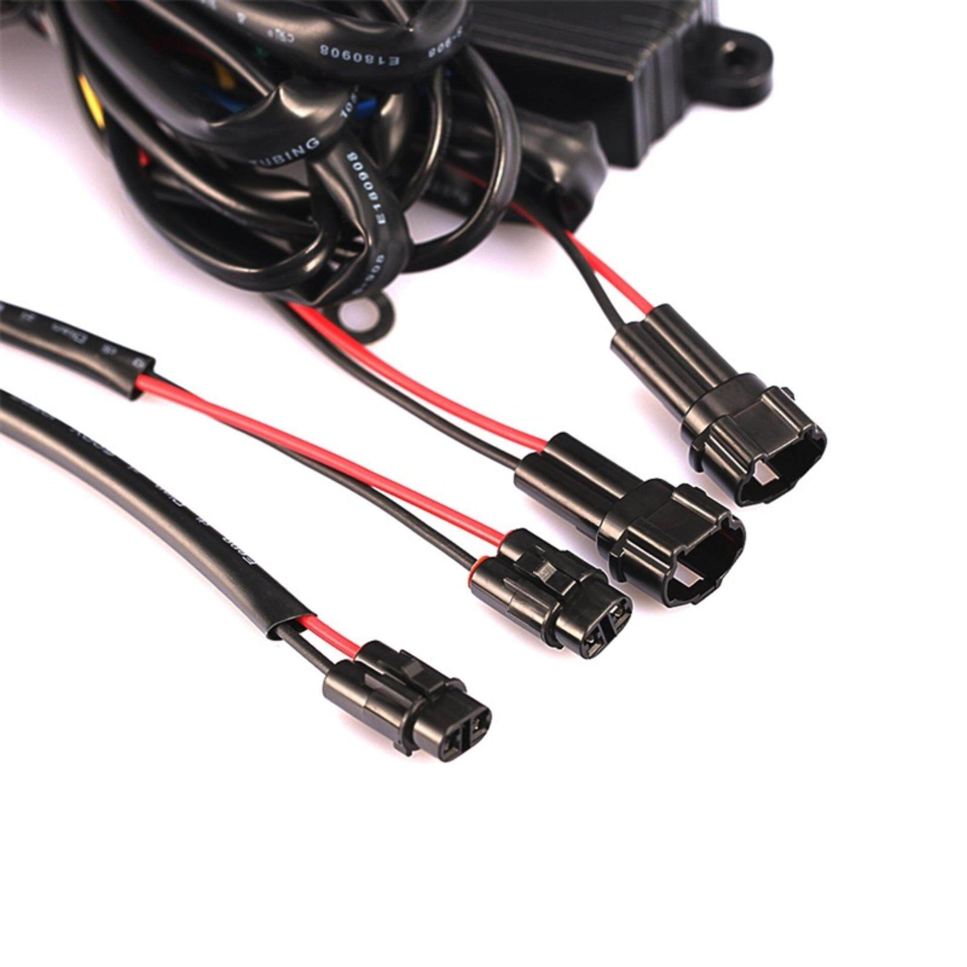 Features Drl Led Daytime Running Light Relay Harness Automatic On Switch Wiring Detail Gambar Off Control 12v Terbaru