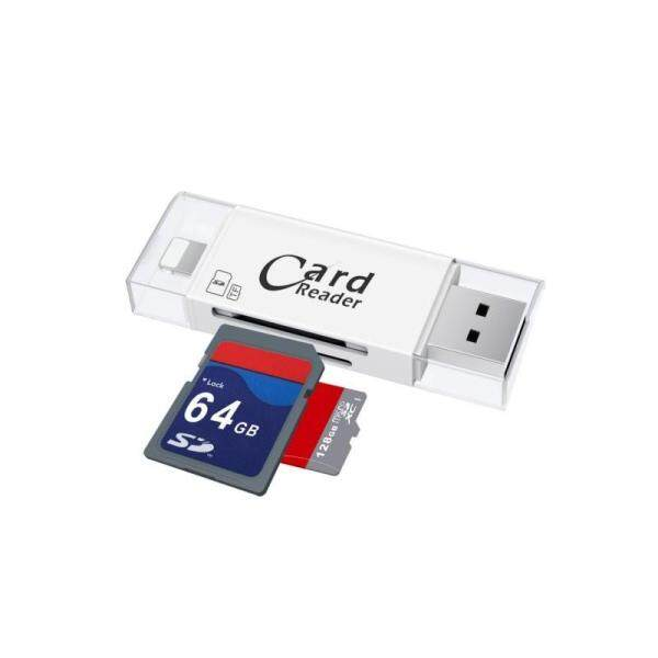 Bảng giá IDragon Đầu Đọc Thẻ Nhớ USB 2.0 TF R005, Cho iPhone iPad Máy Tính Macbook Phong Vũ