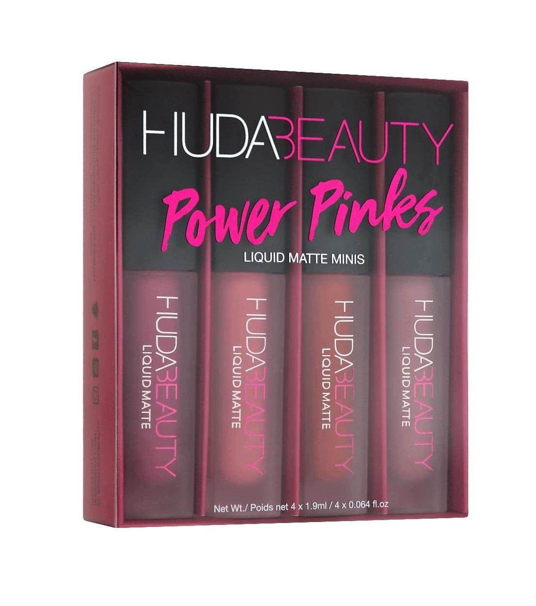 New Design Beauty Liquid Matte- Power Pink Edition Matte Lipsticks