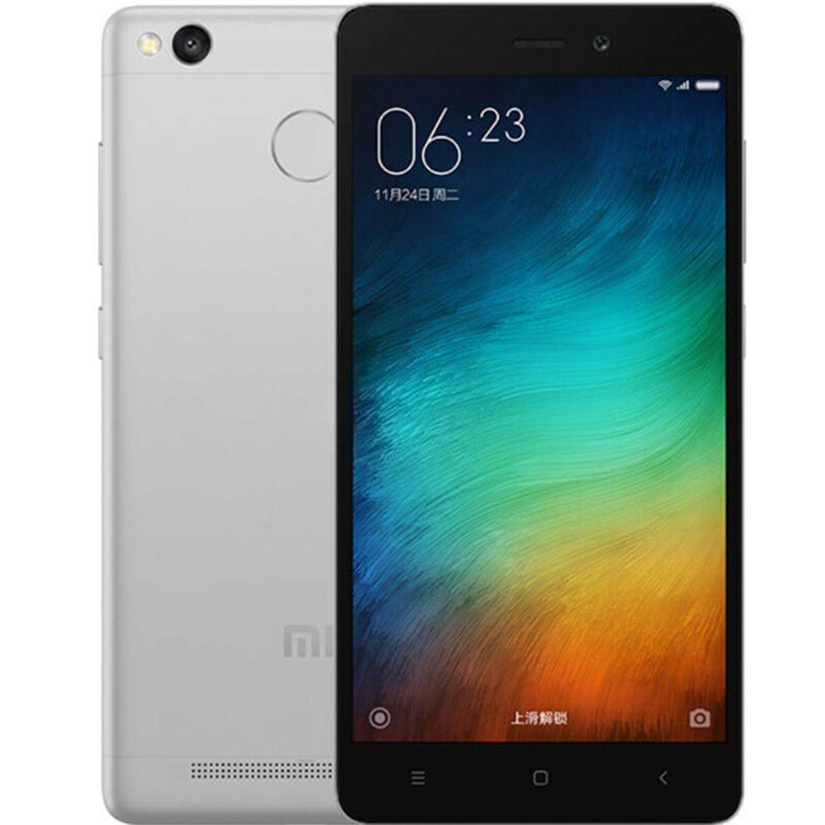 Buy Sell Cheapest Xiaomi Redmi 3s Best Quality Product Deals 3x Ram 2 32gb Android 51 4g Phone W 3gb Rom Deep