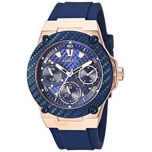 eb75559d4 GUESS Women's Quartz Stainless Steel Casual Watch