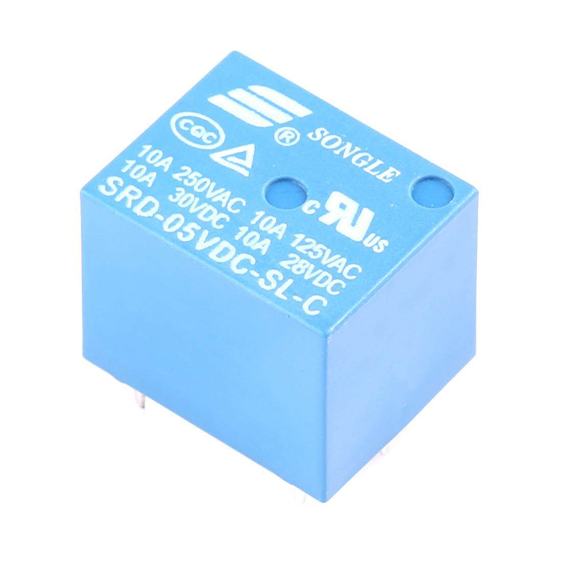 Fitur Lt365 5 Pcs 5vdc Power Supply Relay Sumber 5pin Untuk 5v Pin Biru Arduino Internasional 3