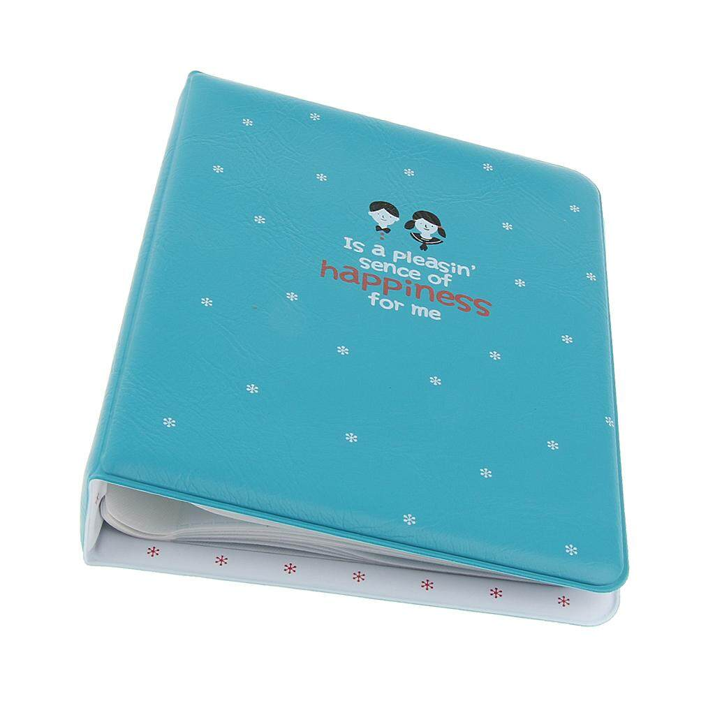 Miracle Shining 3Inch 64 Pockets Photo Album for Polaroid Fuji Instax Mini 8/25/