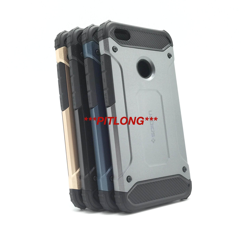 Fitur Calandiva Slim Armor Revolution Case For Xiaomi Redmi Note 2 Prime 5a Touch Cushion