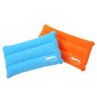 ถูกที่สุดในวันนี้ MagiDeal Portable Ultralight Inflatable Air Pillow Bed Cushion Travel Camp Rest Pad buy - มีเพียง ฿120.00