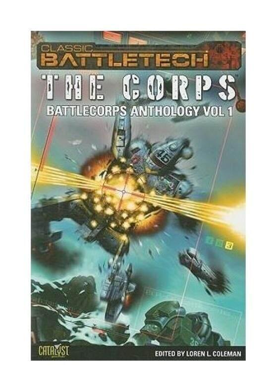 Classic Battletech Corps (Classic Battletech) - intl