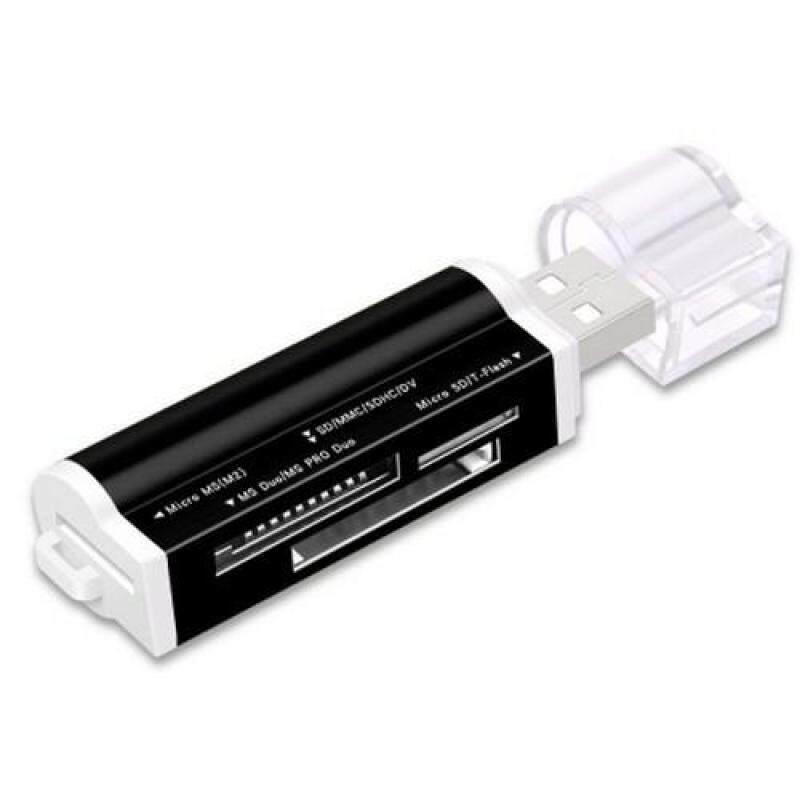 Bảng giá 4 in1 USB 2.0 Card Reader SD / Micro SD / TF / MS / M2 Phong Vũ