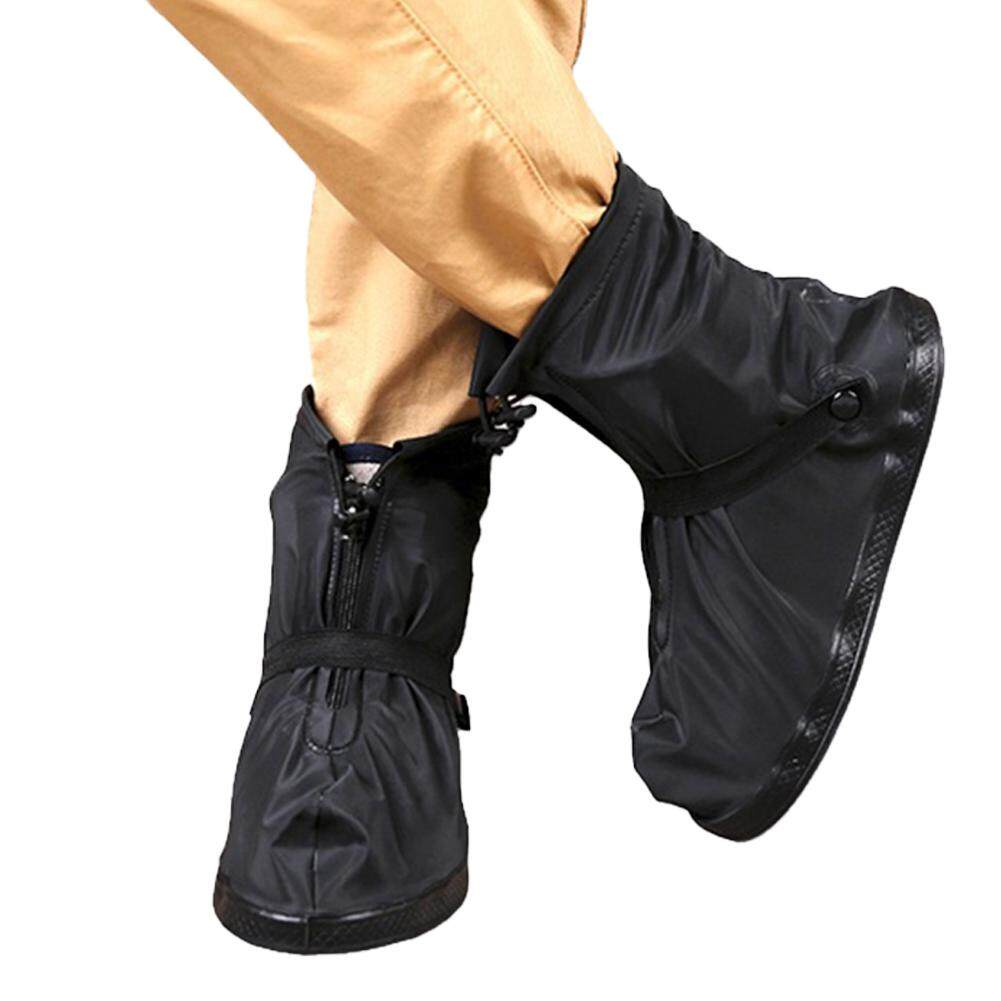 Fitur Outdoor Waterproof Shoes Cover Protection Guard Anti Snow Wear