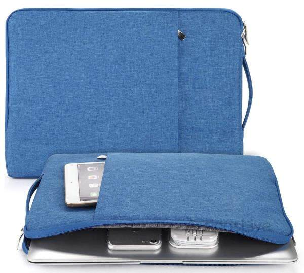 Laptop Sleeve 15 inch, Portable Handle Waterproof Protective Chromebook Case Bag for 14-15 Notebook MacBook Pro 15.4 Retina HP Lenovo Acer Dell Asus Surface Samsung Computer Bags