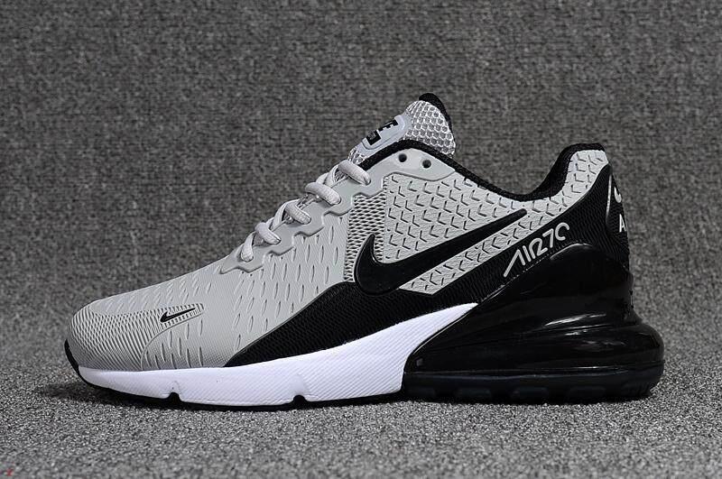 9f203daa0ed3 ... where to buy nike air max flair 270 mens running shoe fashion light sport  sneakers black ...