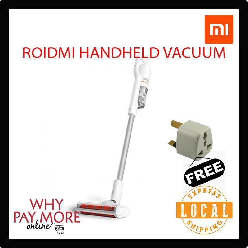Xiaomi Roidmi Mi Handheld XCQ01RM Portable Wireless Vacuum Cordless