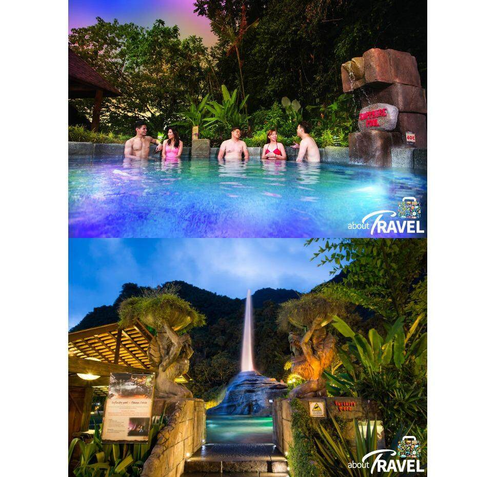 [Hotel Stay/Package] ADD ON Child without Bed for 2D1N Sunway Lost World Hotel FREE Lost World Theme Park + Hotspring Entrance + Breakfast Travel (Ipoh)