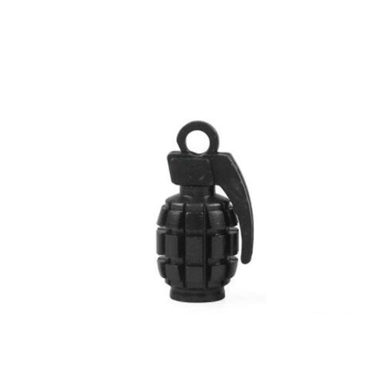 So Young Universal Grenade Car Motorcycle CZC-004 Tire Air Valve Cap Dust Cover