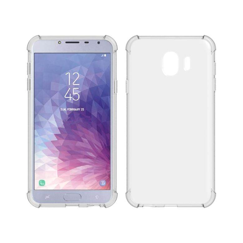 info for 16e3b 58c3c Samsung Galaxy J4 2018 Airbag Anti-shock TPU Silicone Case