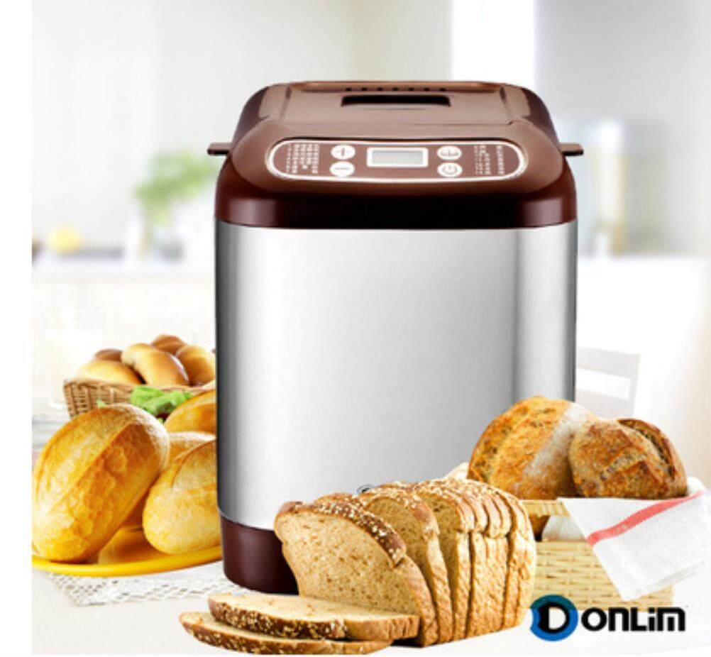 Donlim/ Donlim Bm1211 Bread Machine Home Automatic Intelligent Multi Function Cake Jam Yogurt Machine By Uu-Fashion.