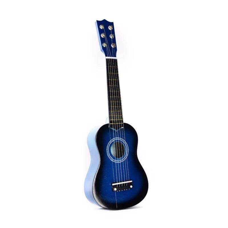 21 Concert Ukulele Mini Hawaiian Guitar 4-String Musical Instrument For Beginner Blue Malaysia