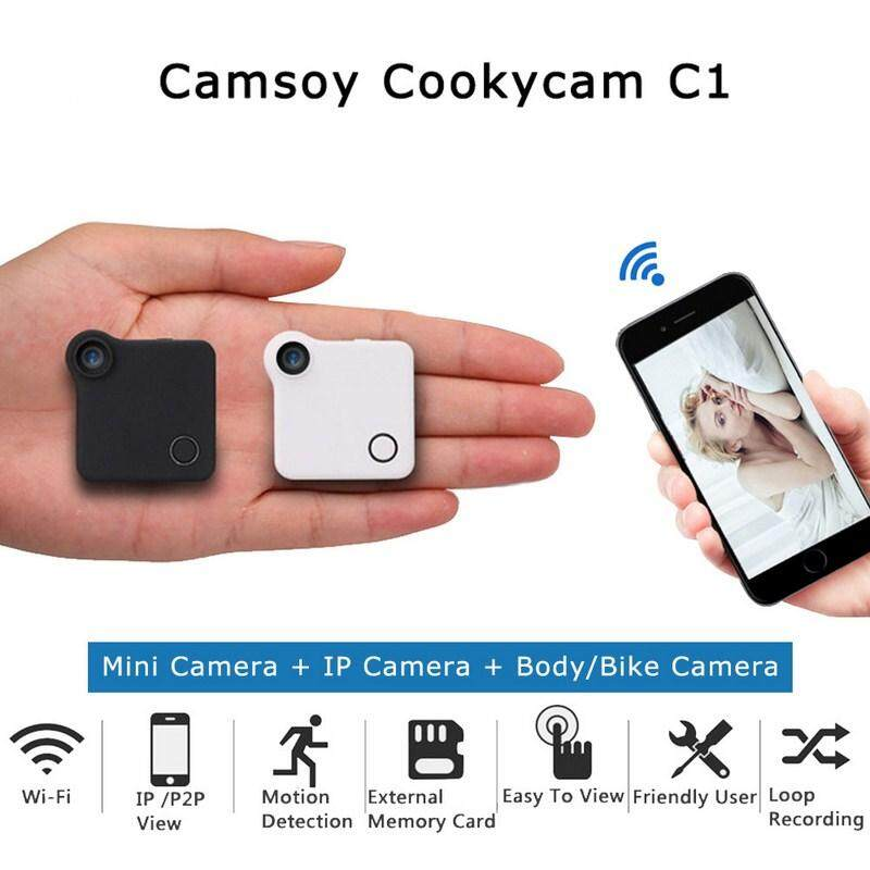 Hình ảnh C1 Mini Web Camera WIFI P2P IP Mini Camera DV Video Recorder Multi Portable Camera HD 720P H.264 Micro DVR Action Camera
