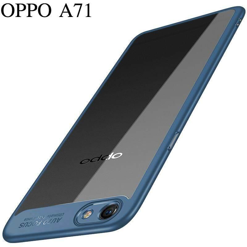 Untuk OPPO A71 Case Jelas Penuh Pelindung Punggung HP untuk OPPO A71 Antioksidan Casing Transparan