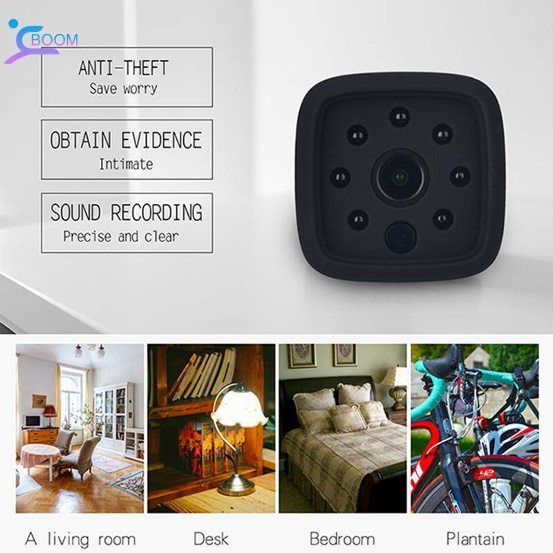 BOOM WiFi Micro Camera WiFi Mini DV Useful IP Remote Connection 1080P