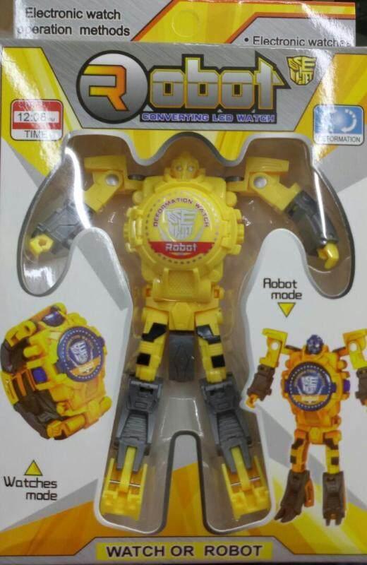 Robot Toys Children Electronic Watch Intelligence Malaysia