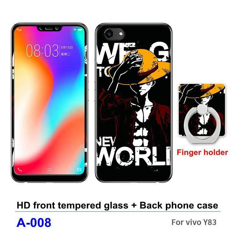 Rp 72.000. Vivo Y83/Y81 Pelindung Layar Fashion 360 Gelar Penuh Casing TPU Lunak Plastik Case Casing Ponsel Tahan Guncangan Pelindung untuk ...