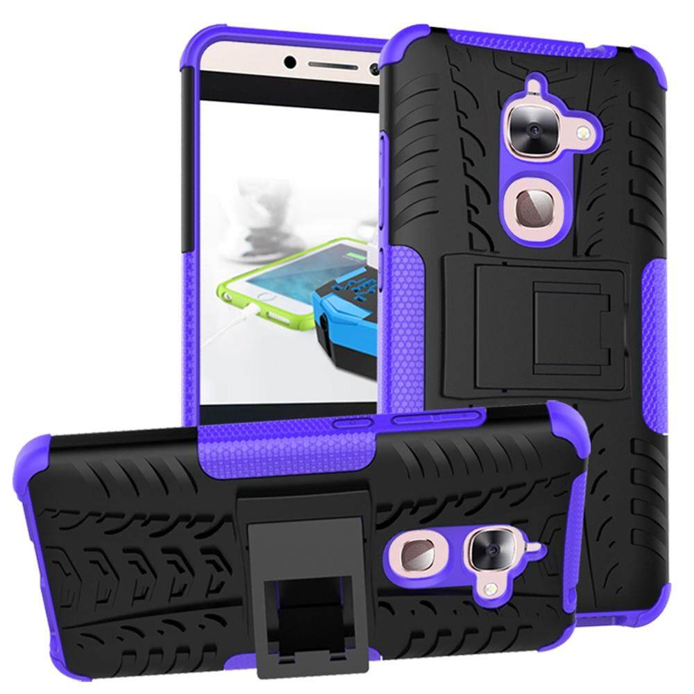 UPaitou Armor Case for Letv LeEco Le 2 2Pro Tough Rugged TPU + PC Dual Layer Protective Case with Kickstand Back Cover forLetv LeEco Le 2 Pro Hybrid Slim ...