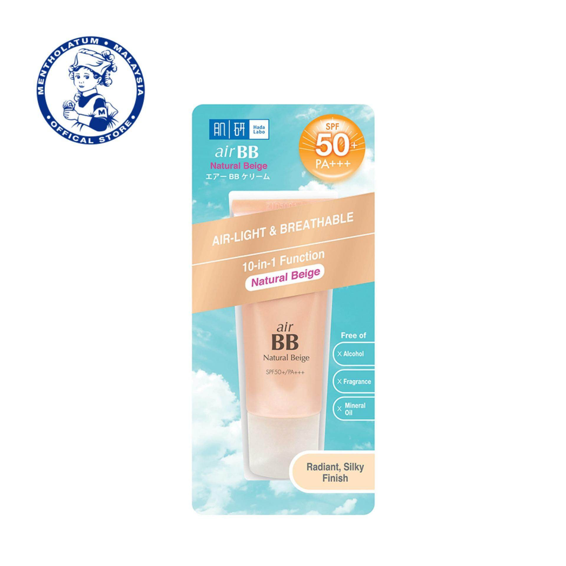 Fitur Emina Beauty Bliss Natural Bb Cream 20ml Kulit Hada Labo Air Beige 40g