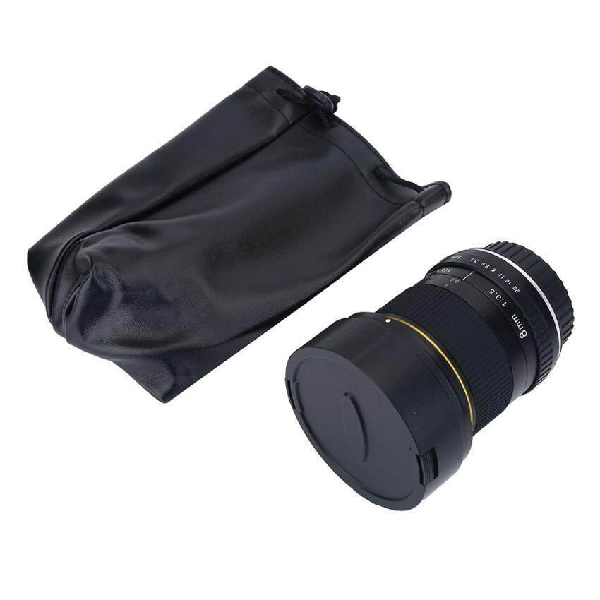 8mm f/3.5 Fisheye Super Wide Lens for Canon & for Nikon DSLR Camera Accessories