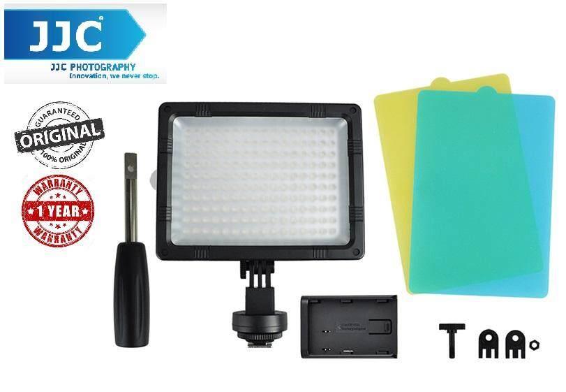 JJC LED-160 Photography Video LED Light for DSLR Digital Camera