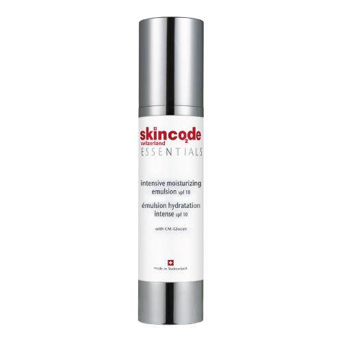 Skincode Switzerland Essentials Intensive Moisturizing Emulsion spf 10 (50ml)