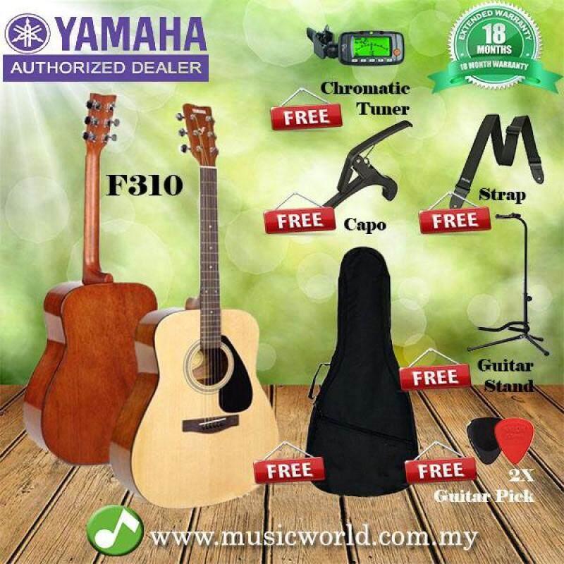 Yamaha F310 Professional Bundle Malaysia