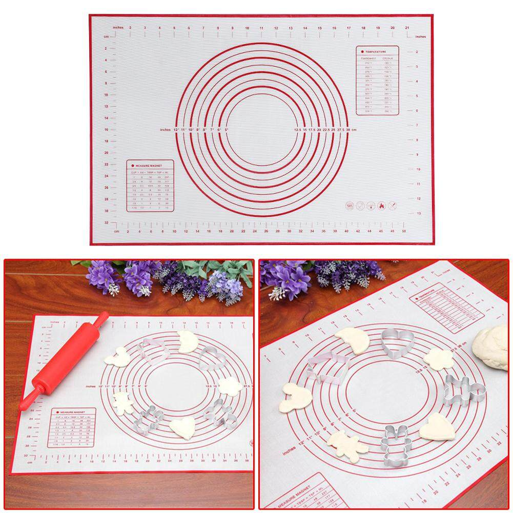 (enter Our Store All Product Enjoy Free Shipping)silicone Large Plate Rolling Table Pad Baking Dough Mat By Companionship.